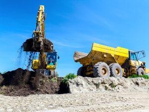 construction equipment featured
